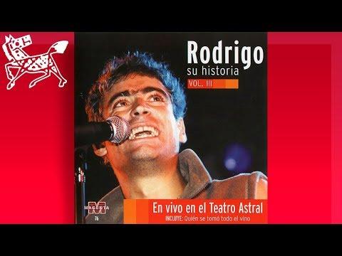 Rodrigo - En vivo Teatro Astral Su historia Vol.3