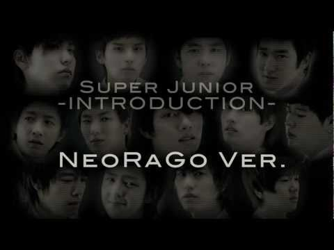 【メンバー紹介】It's You (NeoRaGo)【SuperJunior】