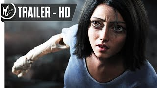 Alita Battle Angel Official Trailer #1 (2018) Jennifer Connelly, Rosa Salazar -- Regal Cinemas [HD]