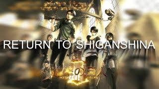 "Attack on Titan Season 3 OP 2 ""Ni Kagetsu Go no Kimi he"" (Fan Made)"