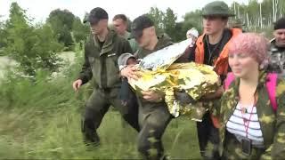 В Омской области продолжаются поиски Виталия Некрасова