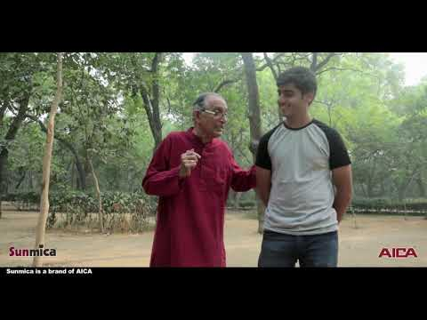 Sunmica is a Brand of AICA - YouTube
