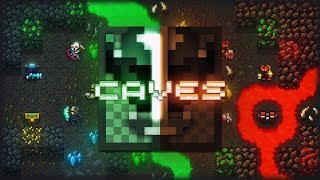 Caves (Roguelike) - Game for Android OS
