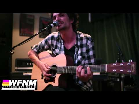 JAMES HERSEY performs DREAM CATCHER on WE FOUND NEW MUSIC with Grant Owens at Cherrytree Radio