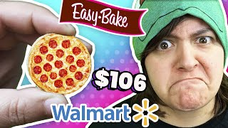 WHY SO SMALL? Unboxing & Testing EASY BAKE OVEN Recipes