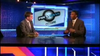 Shaka Hislop interviewed by ESPN about the Rooney Rule