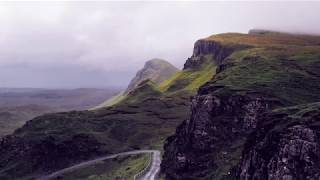 9 Hours of Relaxing Mountain Rain - Scottish Highlands Rain - For Sleep - Relaxation