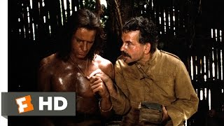 Greystoke: Legend of Tarzan (2/7) Movie CLIP - Mother, Father, Family (1984) HD