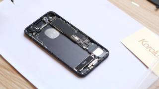 iPhone 7 teardown, How to teardown Apple iP7 plus, Video guides to open & Disassemble