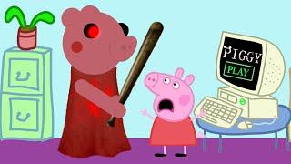 peppa vs piggy parte 2