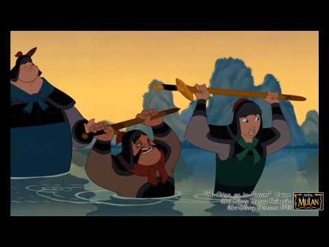 Mulan - Mi chica es la razón [Audio Latino]