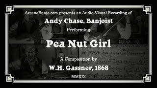 Video thumbnail for Pea Nut Girl
