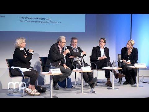 Diskussion: Kontrolle der Medien durch Rundfunk- und Medienräte