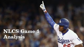 Who could have predicted the NLCS Game 1 hero?   Los Angeles Times