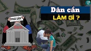 Tiền của dân trong ngân hàng sẽ ra sao khi ngân hàng phá sản hàng loạt