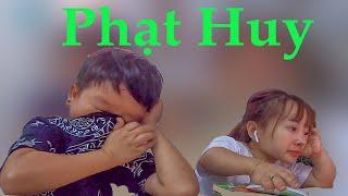 Huy Tí Hon bật khóc khi  Phú Độc Lạ Bình Dương xử phạt II NHƯ PHÚ VLOG
