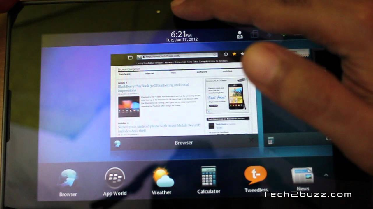 installer android os sur playbook