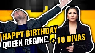 Regine Velasquez Joined By PH's Top Divas In a Birthday Concert Treat | ASAP Natin To | REACTION