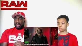"Bray Wyatt reveals a dark secret on ""Firefly Fun House"" | RAW | REACTION"