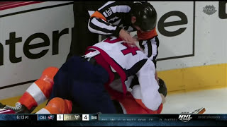 NHL: Goalie Fights