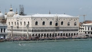 THE DOGE'S PALACE, VENICE - A HOME WHERE THE ART IS