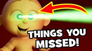 INCREDIBLES 2 Teaser Trailer Breakdown, Reaction + What You Missed!