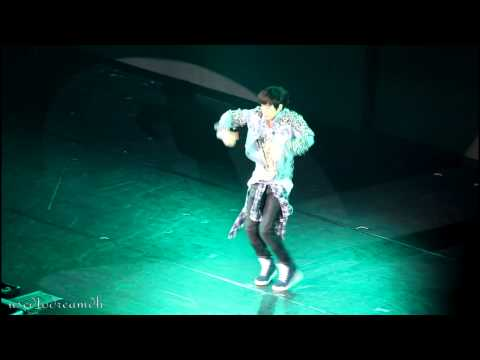 140510 SUPER JUNIOR 1st D&E JAPAN TOUR IN BUDOKAN - EUNHYUK SOLO(DANCE PERFORMANCE)