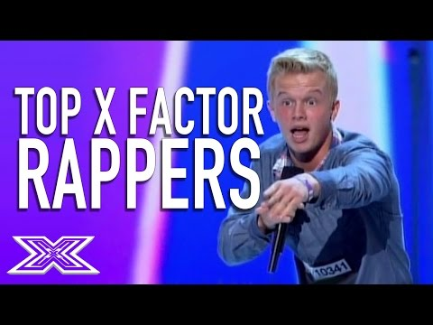 Top Rappers | X Factor Global