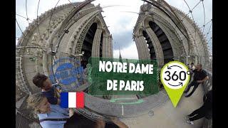 Notre Dame de Paris, France 360 *English #ThePatuo 94
