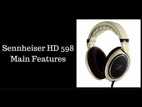 Sennheiser HD 598 features