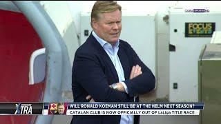 Will Barca keep the faith with Koeman next season?