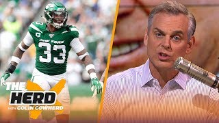 Jets trade deadline was 'embarrassing,' Cowboys should have done more to land Adams | NFL | THE HERD