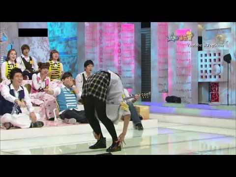 f(x) Victoria & Joon (MBLAQ) cut(May 09)