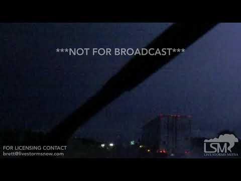 5-25-19 El Reno, Ok 480 fps lightning