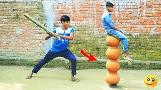 Indian New funny Video😄-😅Hindi Comedy Videos 2019-Episode-85--Indian Fun    ME Tv