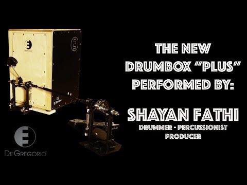 De Gregorio DG De Gregorio Cajon - DrumBox Plus