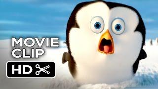 Penguins of Madagascar Movie CLIP - Antarctica (2014) - Benedict Cumberbatch Movie HD