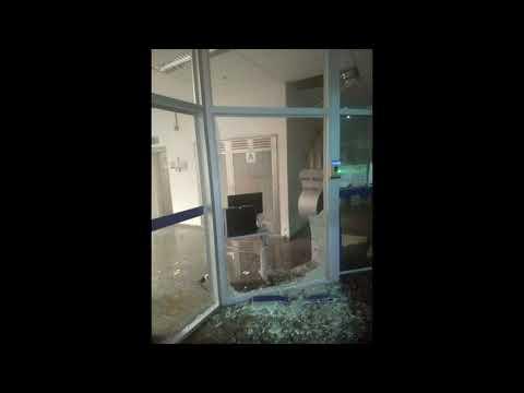 Quadrilha ataca agências e provoca terror em Bauru