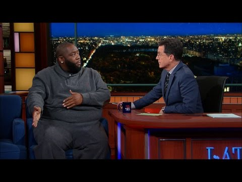 Killer Mike Educates Stephen Colbert On Race Relations In America