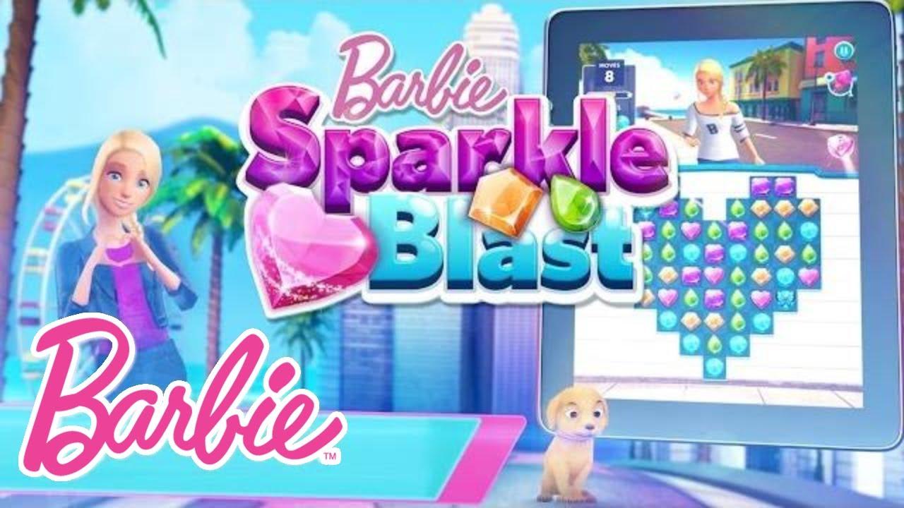 Play Barbie Sparkle Blast on PC 2