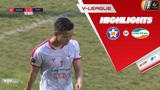 Quế Ngọc Hải nhận thẻ đỏ, Viettel thảm bại trước Đà Nẵng ở vòng 1 Wake-up 247 V.League 1 | VPF Media