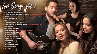 Boyce Avenue Acoustic Cover Love Songs/Wedding Songs (Connie Talbot, Jennel Garcia, Hannah Trigwell)
