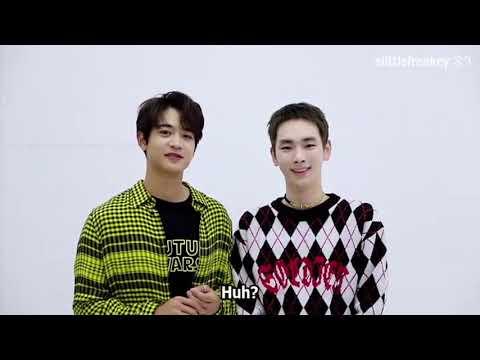SHINee 2019 Season's Greetings (Eng Sub) - Minho & Key Interview Cuts