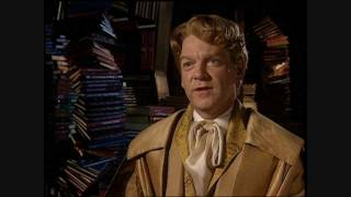 Harry Potter and the Chamber of Secrets - Kenneth  Branagh short interview