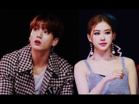 JUNGKOOK AND ROSÉ LITTLE MOMENTS │MMA 2018