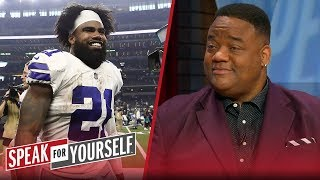Zeke isn't being greedy for holding out, the system is unfair to RBs — Whitlock | SPEAK FOR YOURSELF