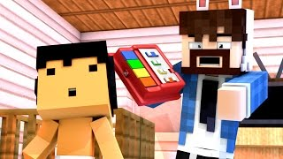 WHO'S YOUR DADDY?! (Minecraft Animation)