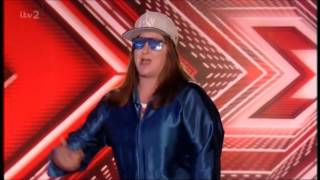 X FACTOR 2016 AUDITIONS - HONEY G