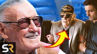 The 25 Best Stan Lee Cameos In Marvel Movies, Ranked