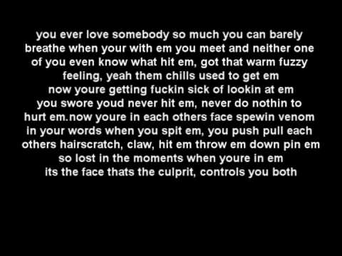 Baixar Eminem ft Rihanna - Love the way you lie  LYRICS